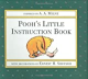 Pooh's Little Instruction Book (hardcover)